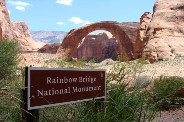 Monumento Nacional Puente del Arcoiris (Arizona)