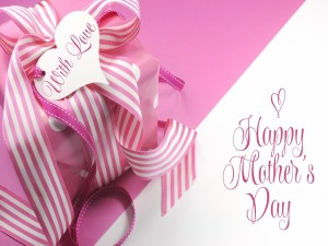 Con amor, para el Día de la Madre