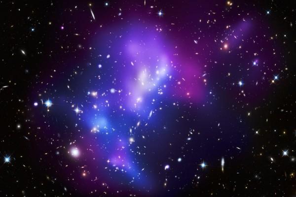 Concentración de galaxias