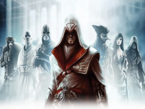 Postal: Assassin's Creed: Brotherhood (La Hermandad)