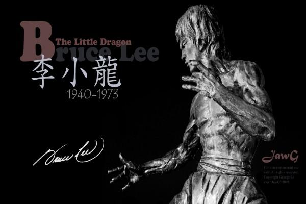 """Bruce Lee """"El Pequeño Dragón"""" 1940-1973"""