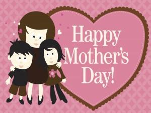 Tarjeta: ¡Feliz Día de la Madre!