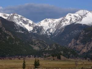 Cerca de las montañas