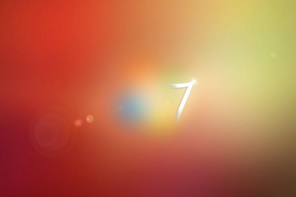 Colores Windows 7