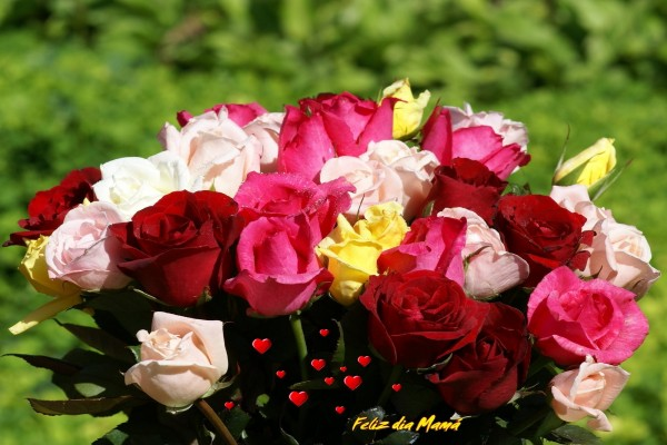 Ramo de flores para: El Día de la Madre