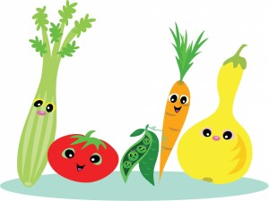 Vegetales animados