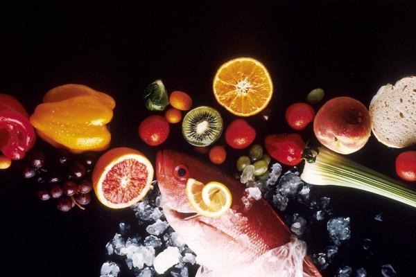 Productos frescos, para una buena alimentación