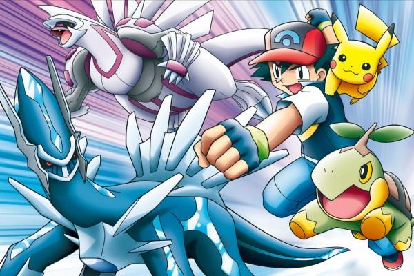Pokémon y Ash Ketchum