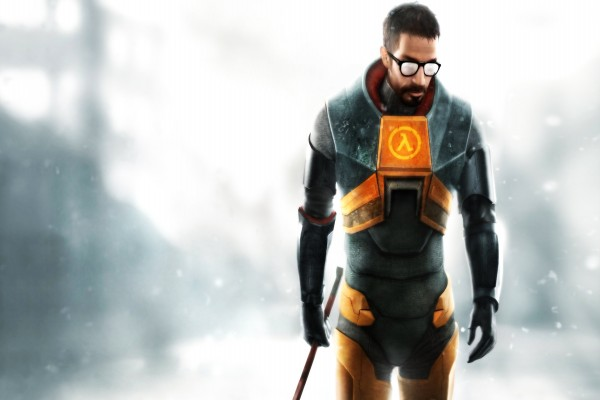 "Gordon Freeman ""Half-Life"""
