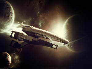 "Normandy SR-1 ""Mass Effect"""