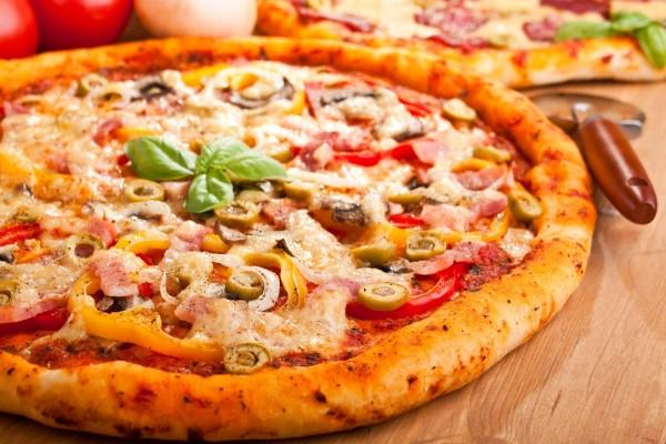 Deliciosa pizza