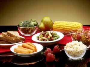 Postal: Alimentos bajos en grasa