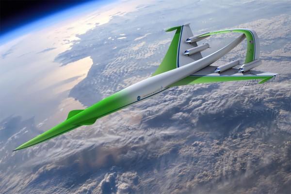 Aeronave Nasa Lockheed Martin