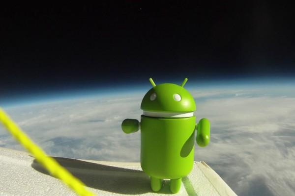Android en el espacio