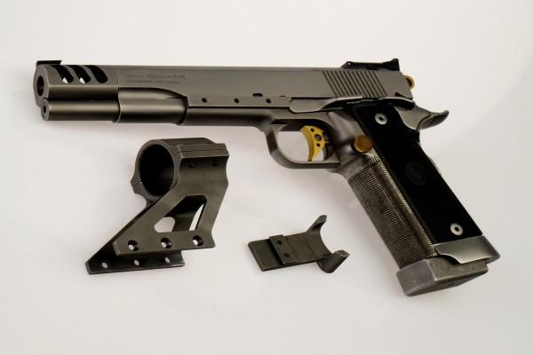 Pistola fabricada en Alemania