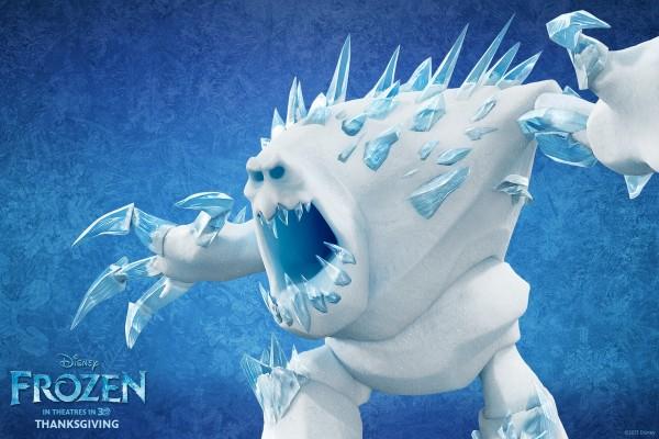 """Malvavisco, personaje de """"Frozen: Una Aventura Congelada"""""""
