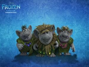 Trolls, de la película Frozen