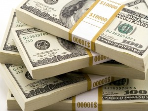 Postal: Gran suma de dólares