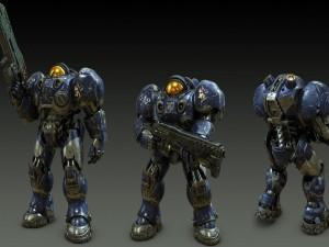"""Terran Marine """"StarCraft"""""""