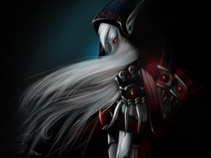 "Sylvanas Windrunnerby ""World Of Warcraft"""