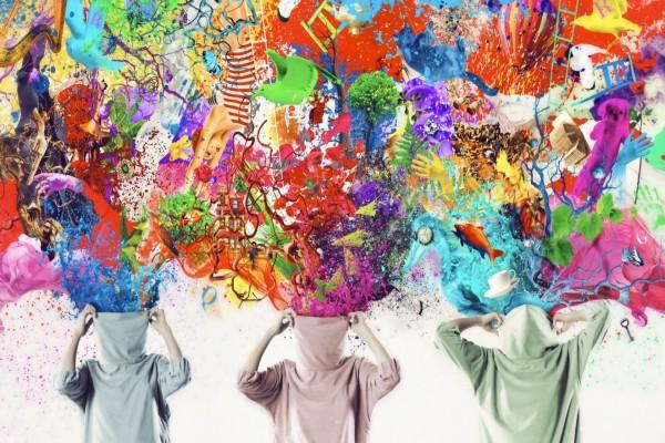 Un mundo de fantasía y color