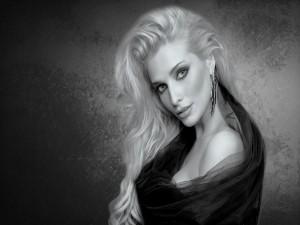 La modelo Tatyana Kotova