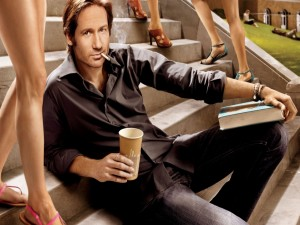 Californication, protagonizada por David Duchovny