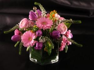 Espectacular ramo con flores