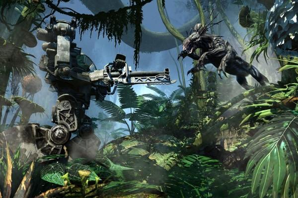 Escena del videojuego: Avatar