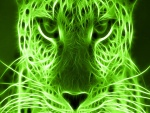 Leopardo verde