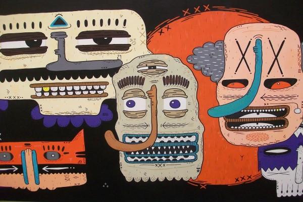Expresión artística callejera