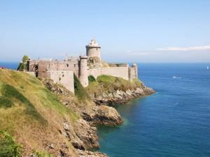 Postal: Castillo de La Latte (Francia)