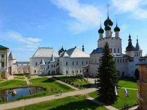 Kremlin de Rostov Veliki (Rusia)