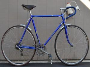 Postal: Bicicleta Manxman