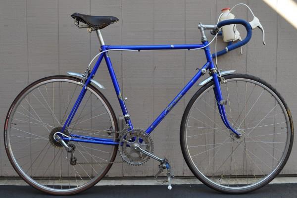 Bicicleta Manxman