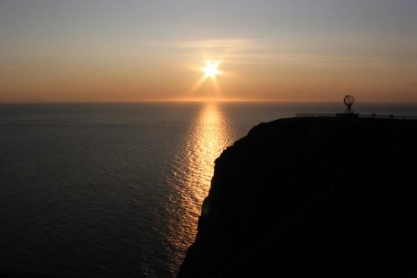 El sol en forma de estrella