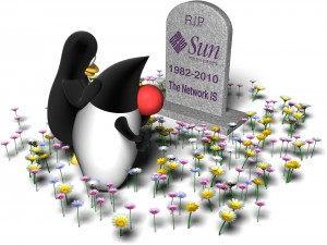 Postal: Despedida a Sun Microsystems