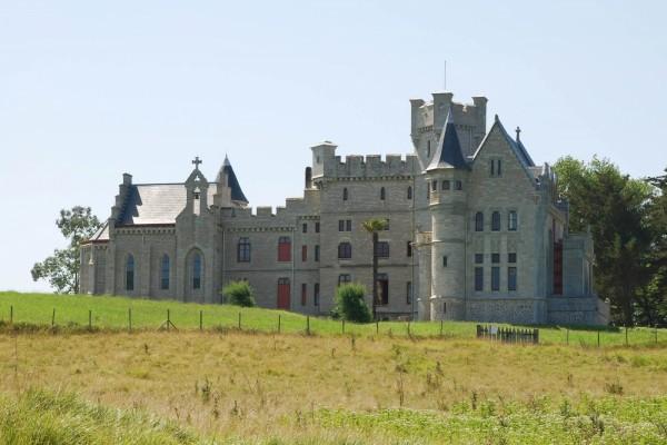 Castillo de Abbadie (Francia)