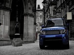 Postal: Range Rover Cosworth
