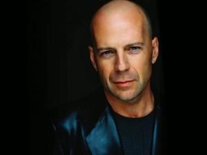 Postal: La mirada de Bruce Willis