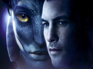 El actor Sam Worthington en Avatar