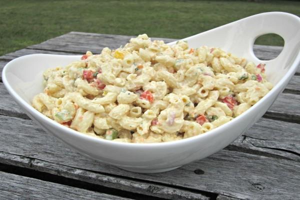 Ensaladilla de pasta