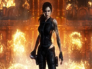 Lara Croft en: Tomb Raider Underworld