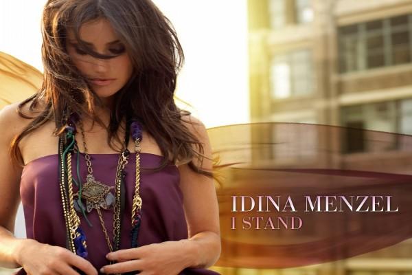 """Idina Menzel """"I Stand"""""""