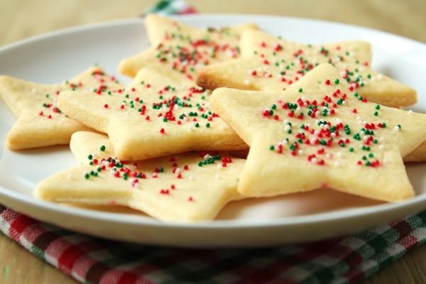 Estrellas de galleta