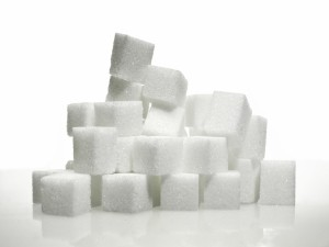 Cubos de azúcar