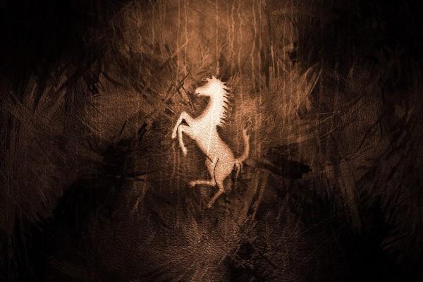 El caballo de Ferrari