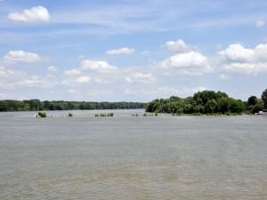 El delta del Danubio (Rumanía)