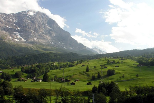 Comuna Grindelwald, Suiza