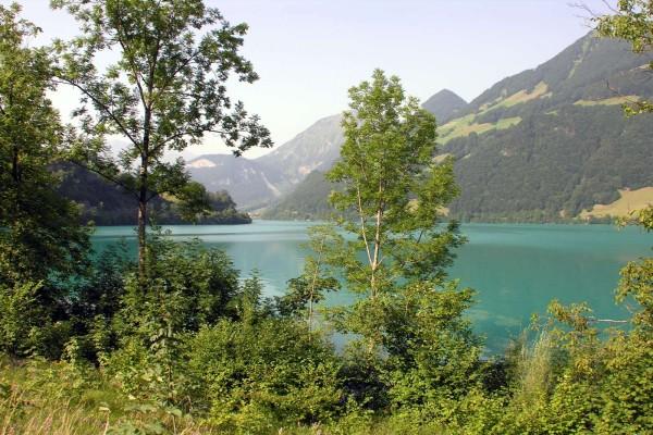 Lago de Lungern (Suiza)